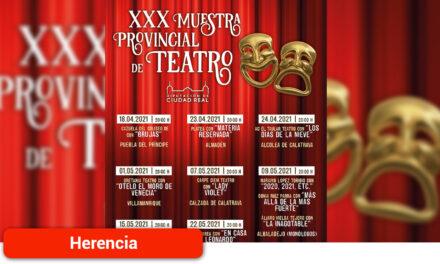El municipio retoma su actividad cultural con la final de la Muestra Provincial de Teatro