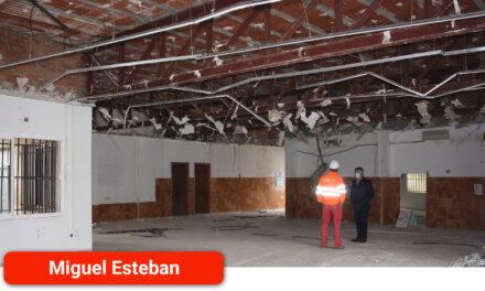 En marcha las obras de la segunda fase del nuevo Ayuntamiento