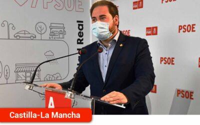 """Pablo Camacho: """"Con seriedad, coordinación y prudencia Castilla-La Mancha ha superado las 500.000 dosis de vacunas administradas"""""""