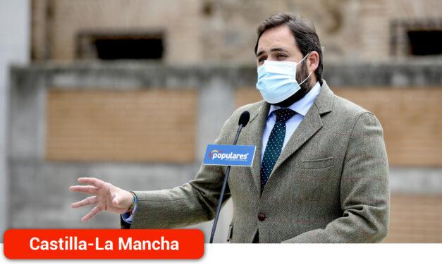 Núñez anuncia que el PP-CLM ha presentado cinco Proposiciones No de Ley  para mejorar la sanidad de Castilla-La Mancha