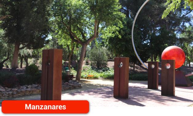 El parque 'Julián Gómez-Cambronero' será objeto de una importante reforma