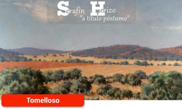 El López Torres acogerá desde el jueves una exposición de pintura de Serafín Herizo