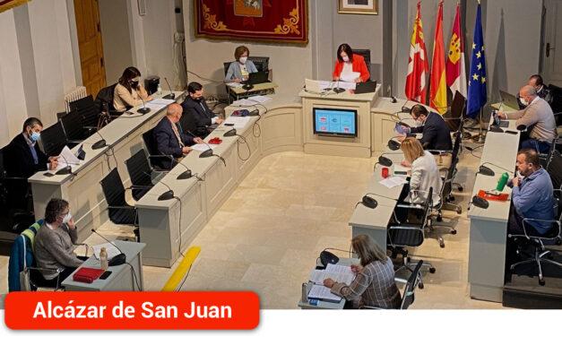 La protección del arbolado urbano centró el Pleno Ordinario del mes de abril