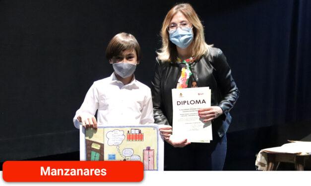 Entregados los premios del I concurso 'Dibujamos la igualdad'