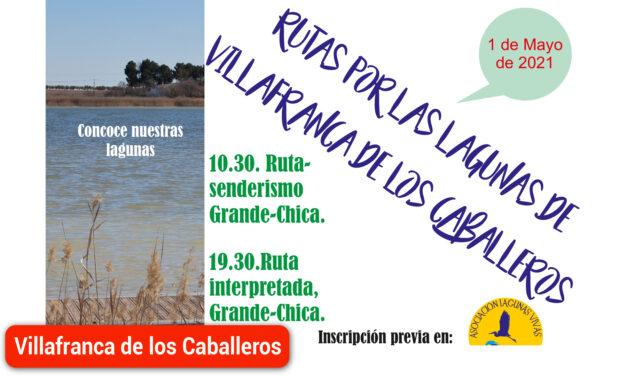 Un centenar de personas participarán en las jornadas de senderismo para defender las Lagunas de Villafranca