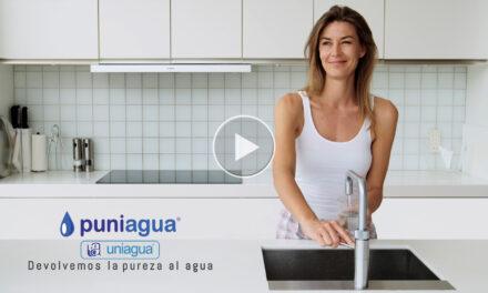 Uniagua. La ventaja de disfrutar de un agua pura y sin cal en nuestro hogar