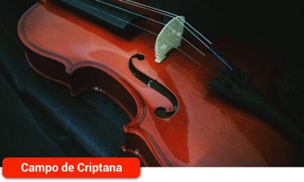 Recital de violín y piano este domingo en el Ateneo Musical