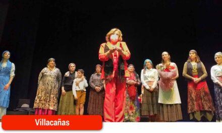 """La intensidad de """"Yerma"""", el clásico de Lorca, abrió el 46º Festival de Teatro Aficionado"""