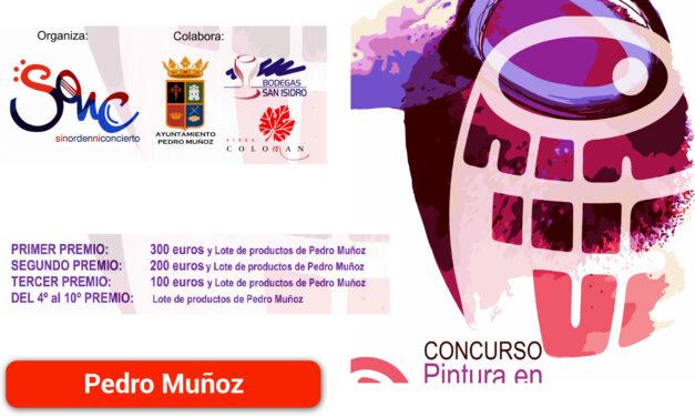 Concurso de Pintura en barricas para conmemorar los Mayos