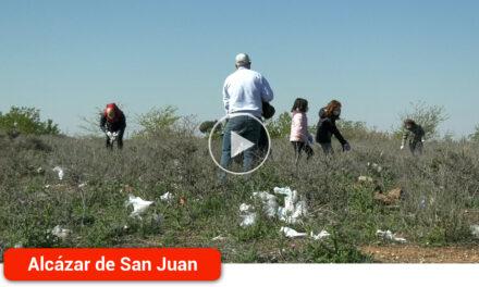 Más de 80 voluntarios se han inscrito en la campaña de limpieza del entorno del Bosque de la Vida