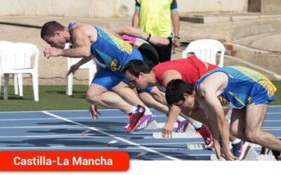 83 deportistas se dieron cita en el 23º Campeonato Regional de Atletismo