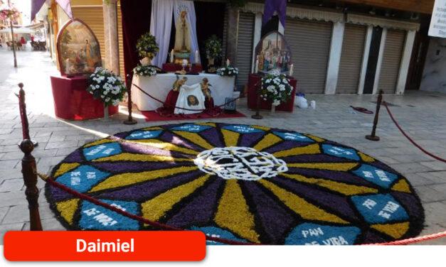 Los altares del Corpus permanecerán expuestos del 3 al 13 de junio
