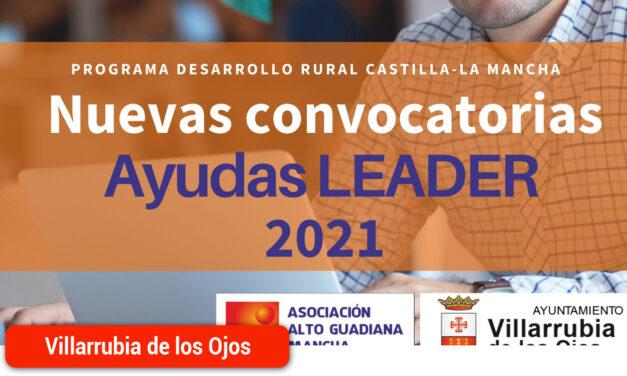 Autónomos y empresas del municipio pueden acogerse a las nuevas subvenciones de Alto Guadiana Mancha