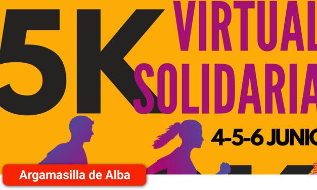 Abiertas las inscripciones para la II Carrera Virtual Solidaria