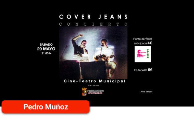 """""""Cover Jeans"""" en concierto el 29 de mayo"""