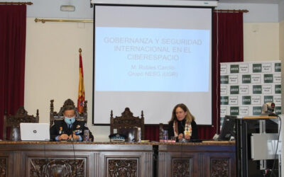 La Uned ha tratado hoy en una conferencia el desafío de la Ciberseguridad, un tema de máxima actualidad