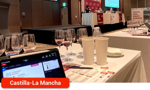 DO La Mancha promociona la sostenibilidad de sus vinos en Asia