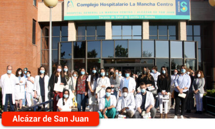 19 residentes finalizan su etapa en formación como especialistas en la Gerencia de Atención Integrada de Alcázar de San Juan