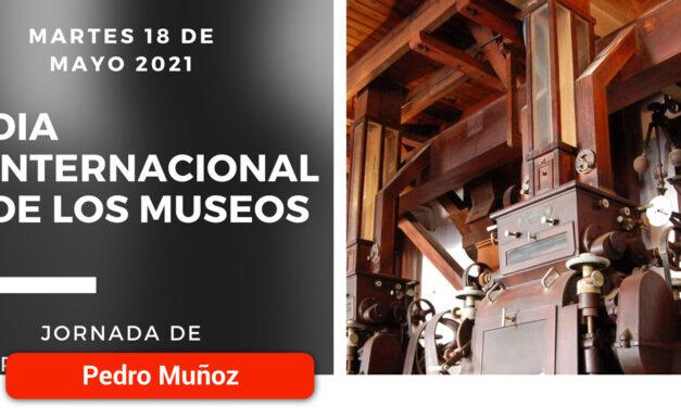 El municipio celebrará el Día Internacional de los Museos con puertas abiertas en Quixote Box y la Harinera