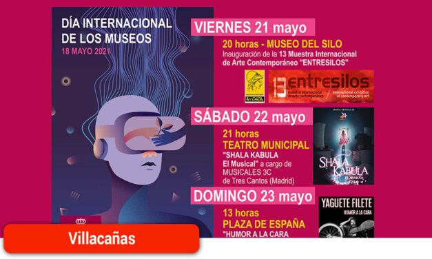 El municipio celebrará el Día Internacional de los Museos con un fin de semana cultural