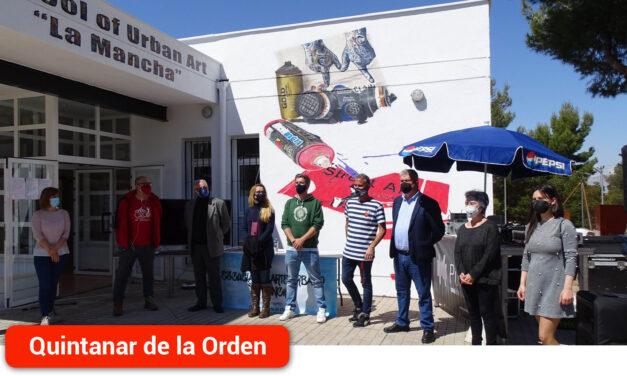 La Escuela de Arte Urbano 'La Mancha' ya es una realidad