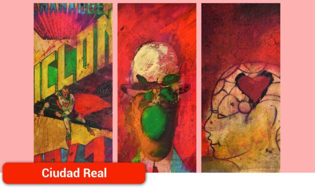 Salvador Samper expone más de 50 obras pictóricas en la muestra 'Historias en color' en el Museo Elisa Cendrero
