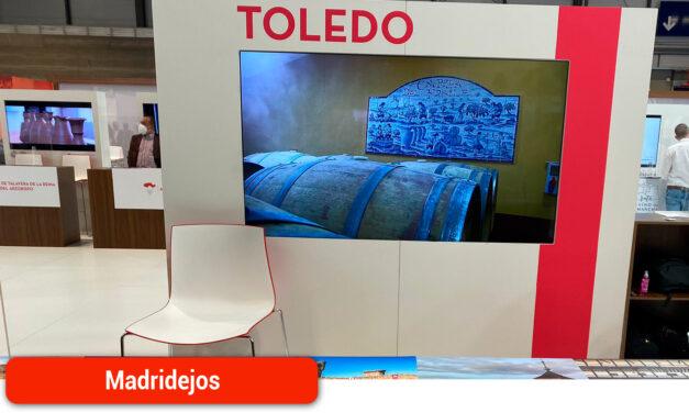 Presentación de sus vídeos promocionales el Día de la provincia de Toledo este sábado en FITUR