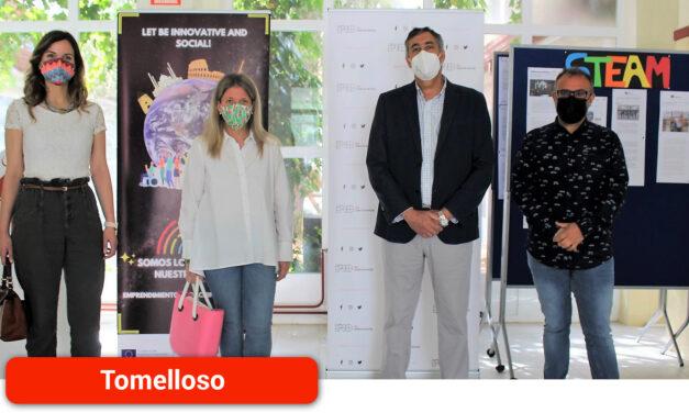 El delegado de Educación pone a Tomelloso como ejemplo del impulso decidido del Gobierno de Castilla-La Mancha a la Formación Profesional