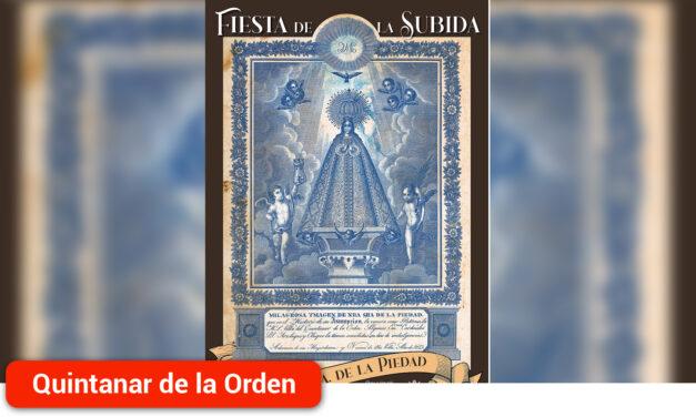 El municipio honrará a su patrona, la Virgen de la Piedad, en la Fiesta de la Subida