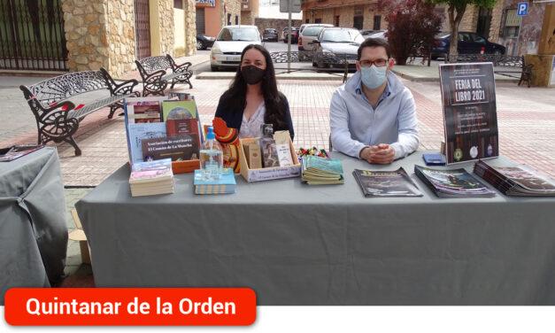 La localidad celebra la II Feria del Libro para promocionar a los escritores locales