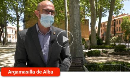 Los pabellones del Castillo de Peñarroya, el proyecto estrella de la legislatura que fomentará el turismo y la Educación