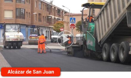 El Plan de Pavimentación abordará el adecentamiento de 5.600 metros cuadrados de calzada y acerado