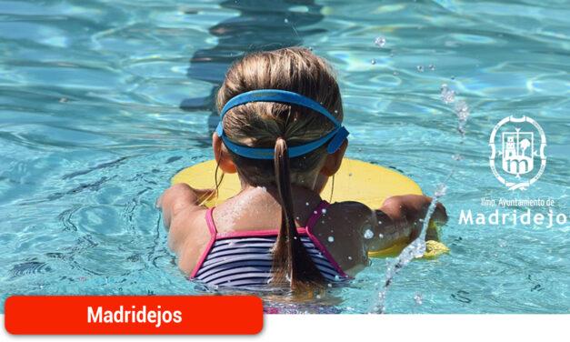 Apertura piscina de verano