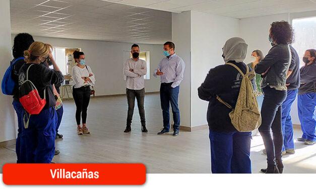 Termina la tercera fase de la rehabilitación del edificio de Unimueble gracias a un Taller de Empleo de Diputación de Toledo