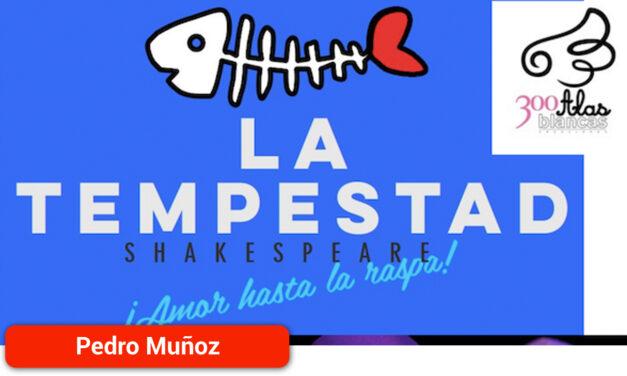 Representación de 'La tempestad' de William Shakespeare este viernes en el Cine-Teatro