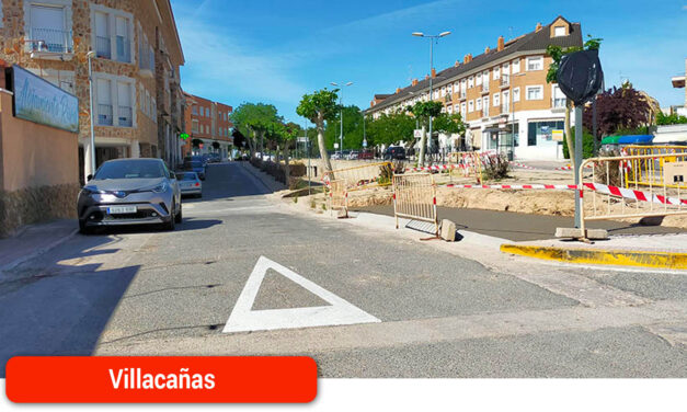 El tramo de la calle Sierra Morena paralelo a la avenida de Madridejos pasa a ser de sentido único