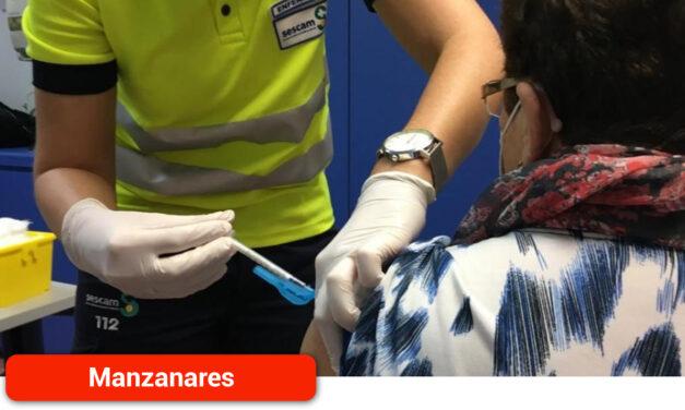 «Ejemplar» ritmo de vacunación en la localidad