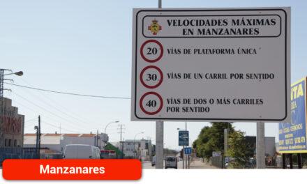 Los nuevos límites de velocidad entran en vigor el 11 de mayo