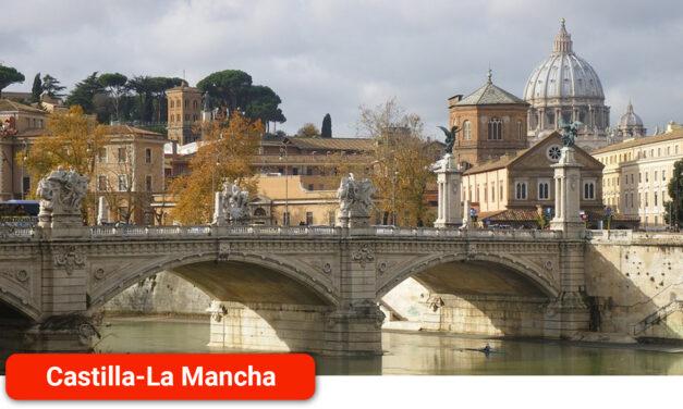 García-Page viaja a Italia donde será recibido por el Papa Francisco y mantendrá varias reuniones de trabajo
