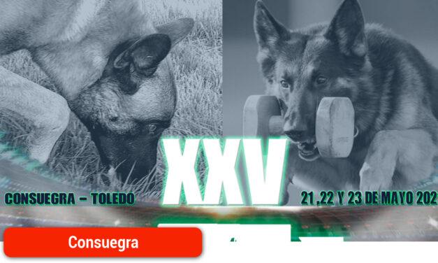 El municipio sede de la XXV Copa de Trabajo para perros de utilidad de la RSCE