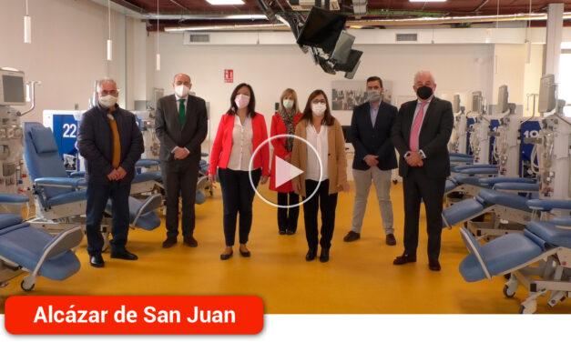 Visita a las nuevas instalaciones del Centro de Diálisis para pacientes crónicos renales ubicado en el Centro Financiero