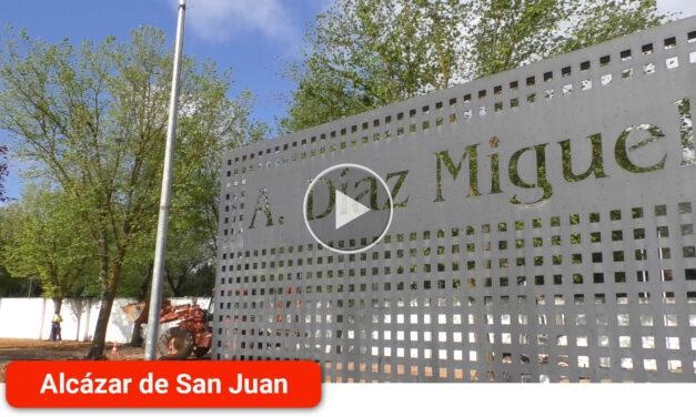 El pabellón Díaz Miguel mejora la accesibilidad