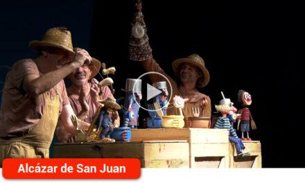 """""""Los Títeres del Hidalgo"""" un festival con identidad propia"""