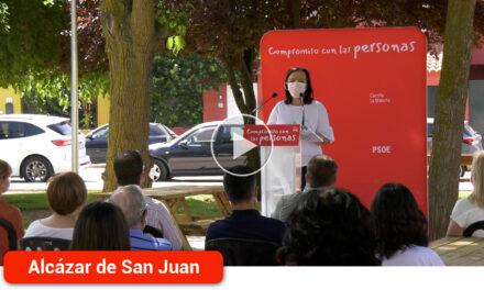 """El PSOE hace balance de la mitad de un mandato complicado en el que """"el principal compromiso ha estado con las personas sin dejar de transformar la ciudad"""""""