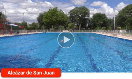 La piscina municipal abre la temporada de baño con cierre a mediodía y venta de abonos
