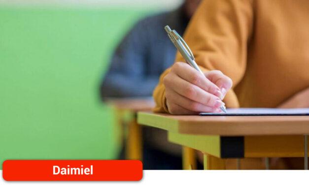 61 alumnos y alumnas de Daimiel han empezado este lunes la EvAU