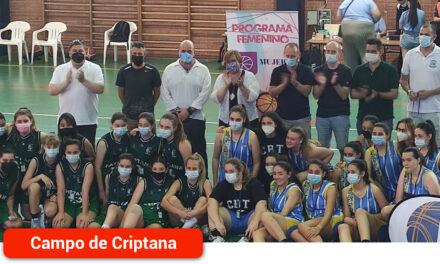 Baloncesto Criptana conseguía este fin de semana ganar el Título junior zonal en la fase celebrada en Criptana  y los campeonatos provinciales alevín masculino y femenino
