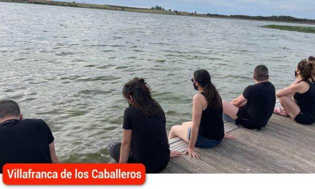 Baño de luto y recogida de firmas, actos previstos por Lagunas Vivas para el primer fin de semana de junio