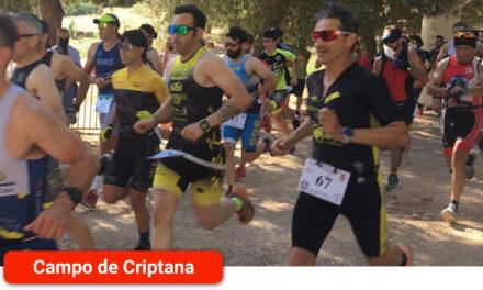 El Club Natación Criptana Gigantes participó en el 8º Duatlón Cross de Herencia