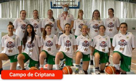 Este fin de semana los dos equipos cadetes de la EB Criptana han representado a la región en los Campeonatos de España de Clubes